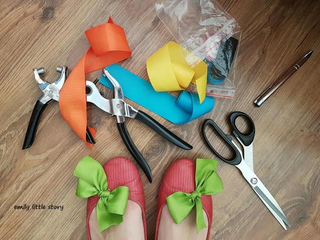 jak przerobić buty