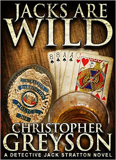 Jacks Are Wild - a thrilling mystery by Christopher Greyson