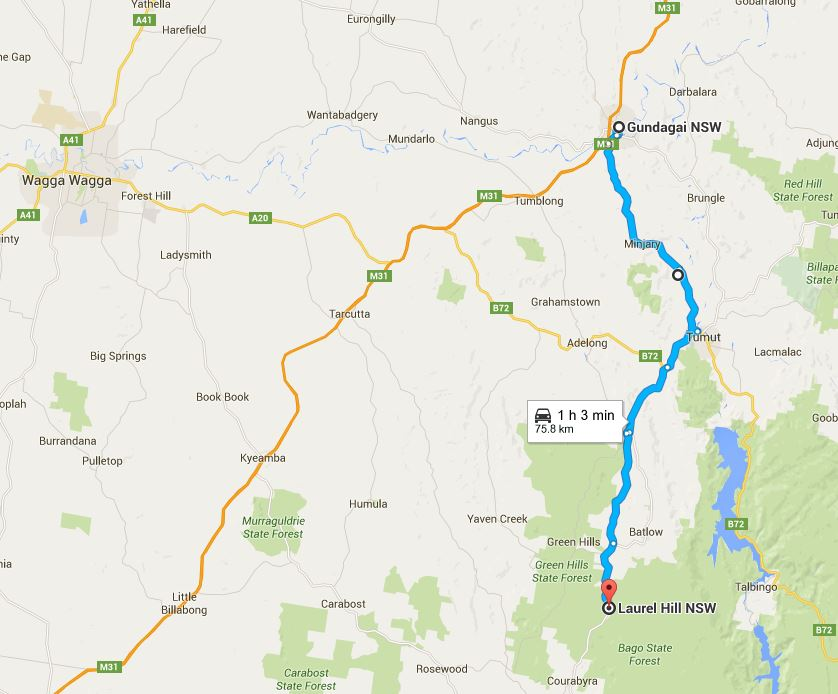 Riverina Roadtrip - Along the Road to Gundagai | Dignifiable