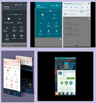 Material Status Bar Pro 10.4 APK Paid Android