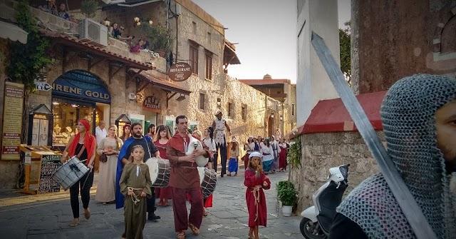 10ο Μεσαιωνικό Φεστιβάλ Ρόδου