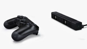 ps 4 - controller with eye