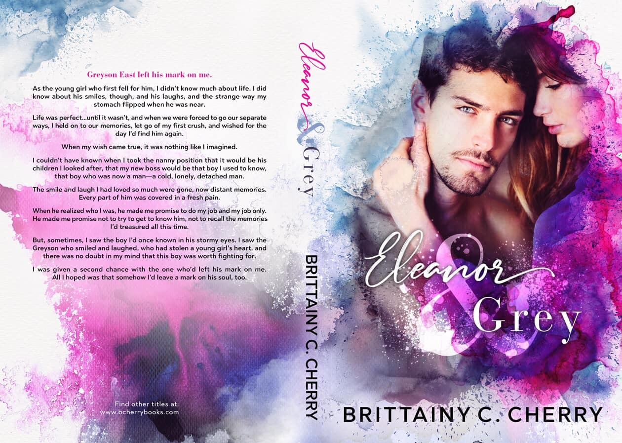 Eleanor & Grey by Brittainy C. Cherry - Coabs értékelő | Coabs review