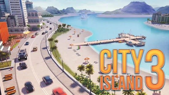 City Island 3 Building Sim Apk+Data Free on Android Game Download
