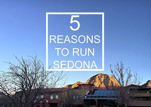 5 Reasons to Run Sedona