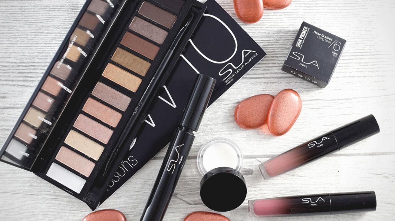 Review zu der dekortiven Kosmetik von SLA Paris