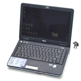 Laptop Second BenQ JoyBook S32 Bekas