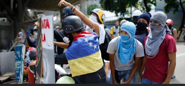 Κραυγή αγωνίας από τους Έλληνες της Βενεζουέλας