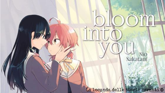 RECENSIONE | Bloom into you vol. 1 di Nio Nakatani