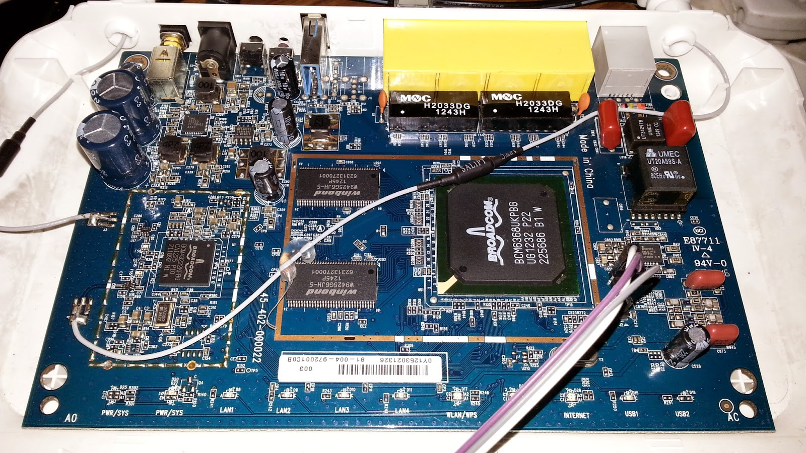 DOWNLOAD BCM63XX ADSL DRIVER OPENWRT