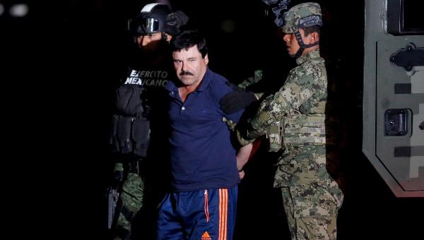 Escape de El Chapo se convierte en trending topic mundial