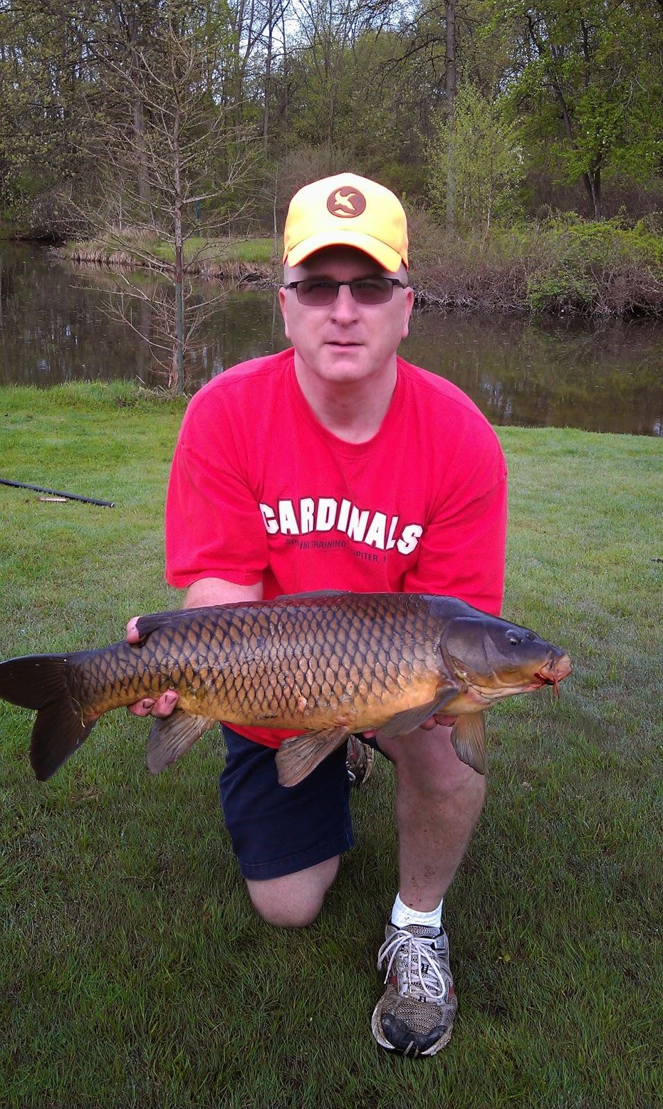 Michigan Carp Fishing Blog: River Carp Fishing
