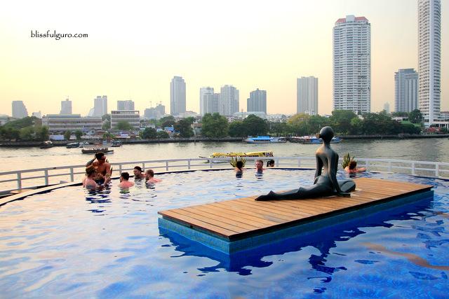 Chatrium Riverside Hotel Bangkok Thailand Blog