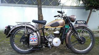 Lapak motor tua Sparta vilier  Wa.082313599699 jepara