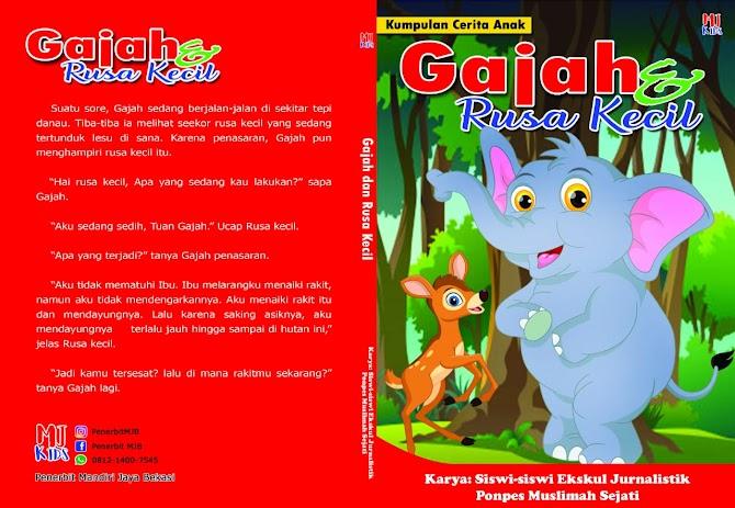 Review Buku Gajah dan Rusa Kecil