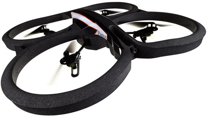 Hobby Aeromodelling: Quadcopter Pertama Didunia