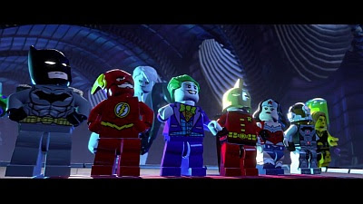 Lego Batman 3: Beyond Gotham (Game) - Official Launch Trailer - Song / Music