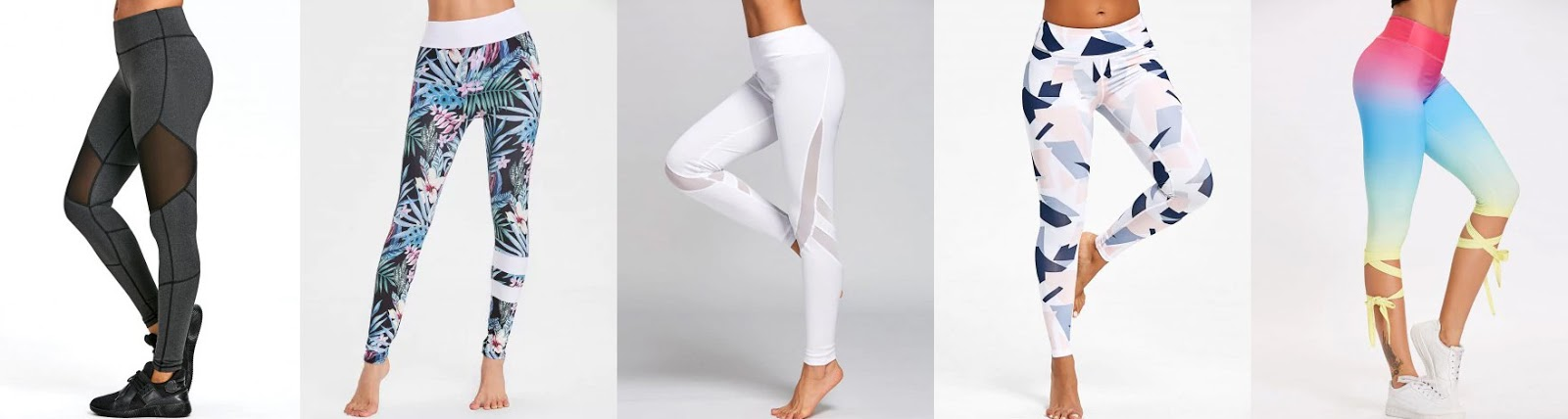 rosegal activewear leggings