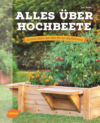 Gartenblog Topfgartenwelt Gartenbuch Rezension: Alles über Hochbeete, erschienen im Verlag Eugen Ulmer
