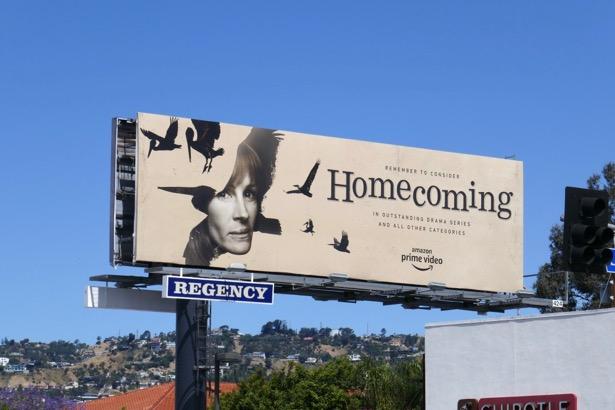 Homecoming season 1 Emmy FYC billboard