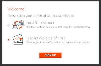 Cara Membuat Kartu Mastercard dengan payoneer