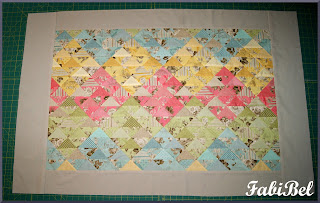 Patchwork - Top almost completed