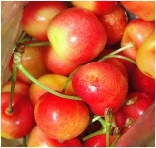 Whole Foods Rainier Cherries