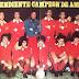 Independiente campeón de la Libertadores 1973: la última de Pepé, la primera del Bocha