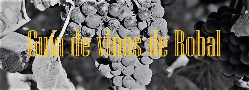 Guía de Vinos de Bobal
