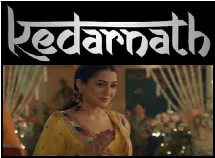 sara ali khan, kedarnath, film