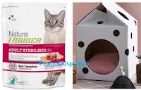 Logo Vinci gratis 10 forniture Natural Trainer per il tuo gatto o cane
