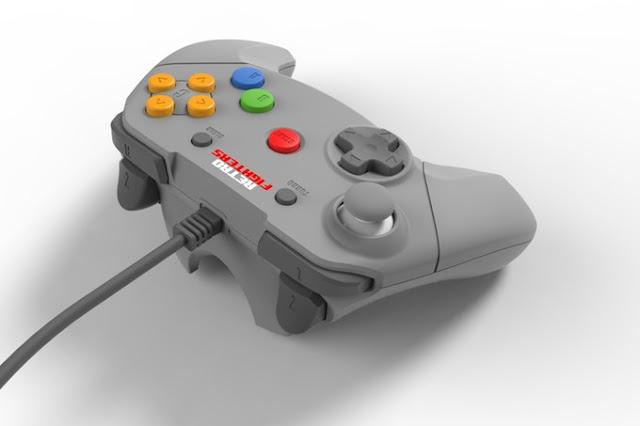 Reinvención del mando de Nintendo 64 arrasa en Kickstarter