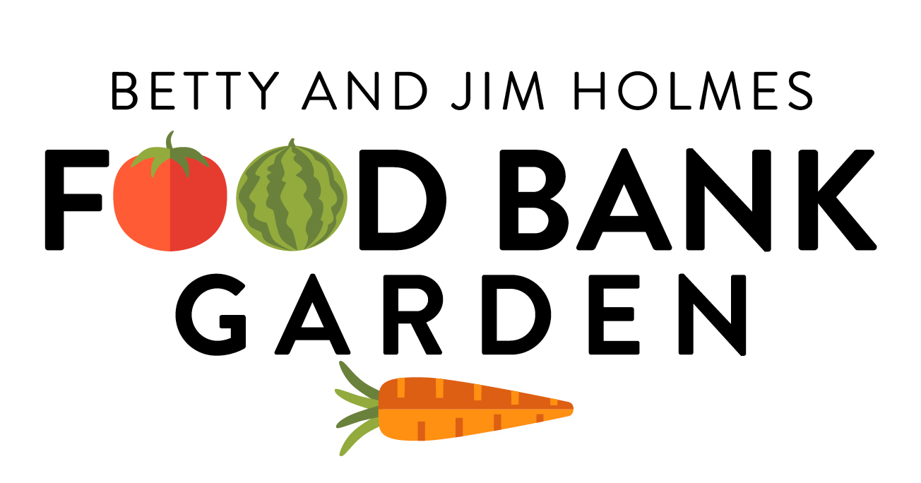 Food Bank Garden in Winston-Salem, NC