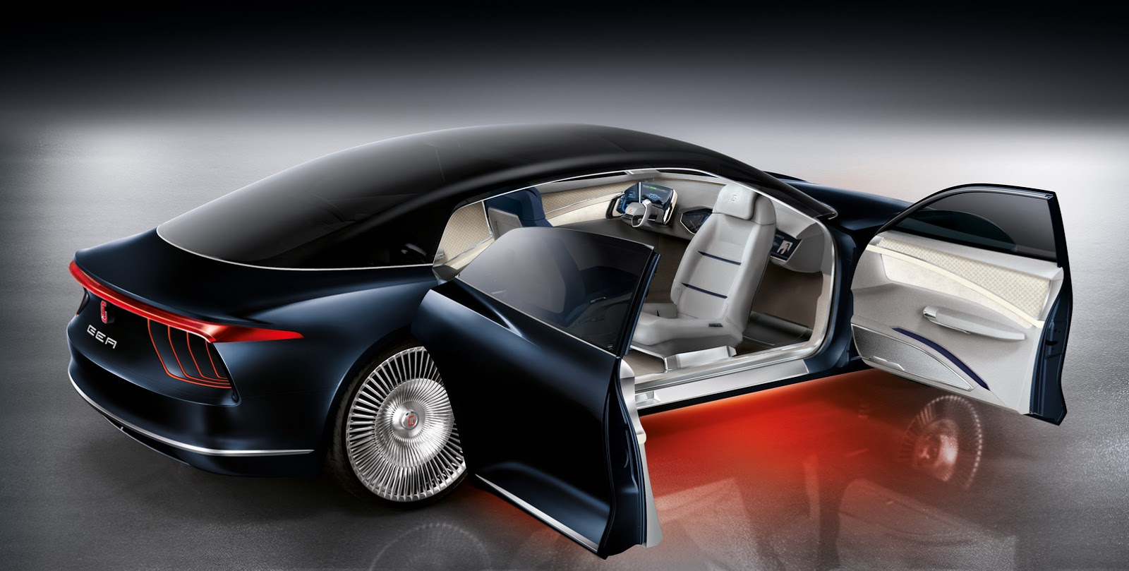 Italdesign Brings Sexiness To Autonomous Cars With Gea Concept