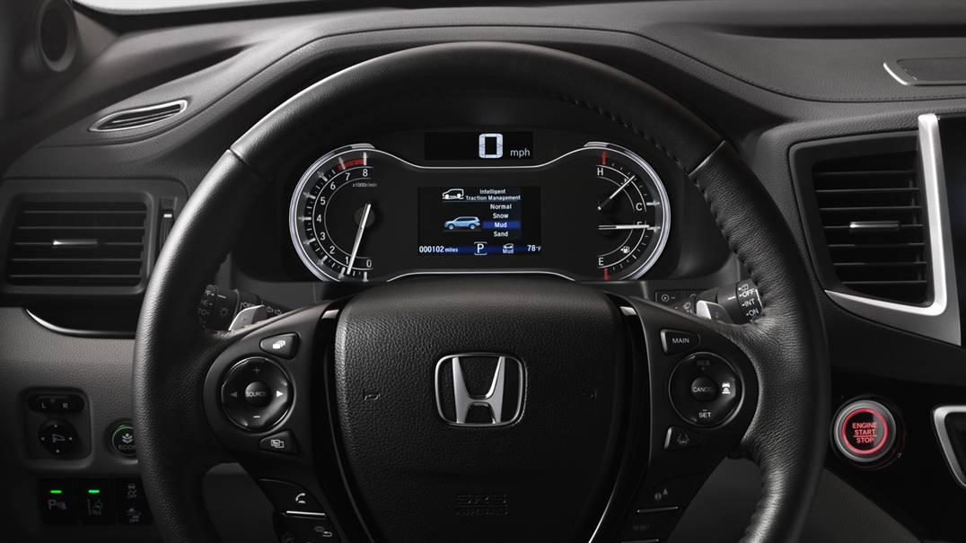 Đánh giá xe Honda Pilot 2016