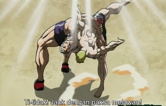 Baki The Grappler Episode 40 Subtitle Indonesia