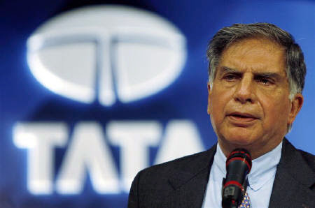 ratan tatas big five model Ratan tata and cyrus mistry snapshot the tata group has to shed its losers, invest in its winners, and separate shareholding from management to become a truly global, transparent and ethical group.