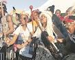 Buhle Mda graduates as a sangoma completed training