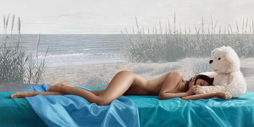 Arte Puro En El Desnudo Femenino Igor Voloshin