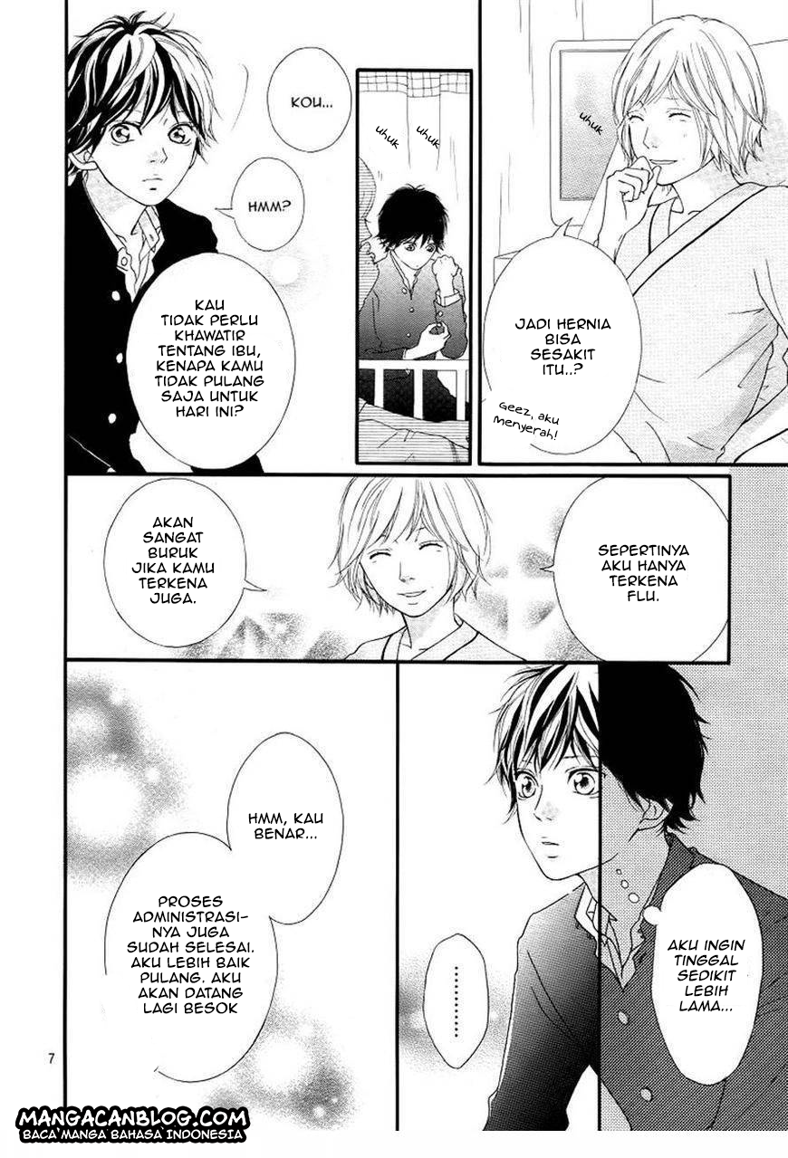 Ao Haru Ride Chapter 13-5