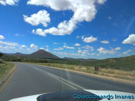 De Windhoek a Sesriem