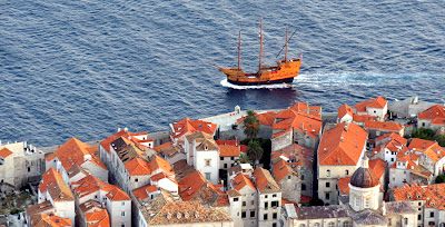 Game Of Thrones Season 4 - Croatia, Dubrovnik Old City