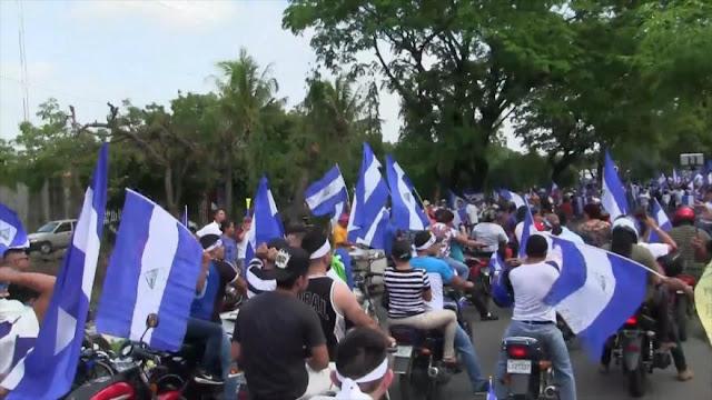 Organismos internacionales de DDHH investigan sucesos en Nicaragua