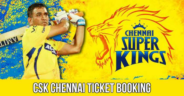 Chennai Super Kings Ticket Booking M.A.Chidambaram Chennai: Cost and Price List: IPL 2018