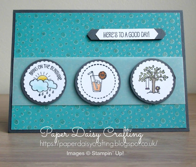 A Good Day from Stampin' Up!