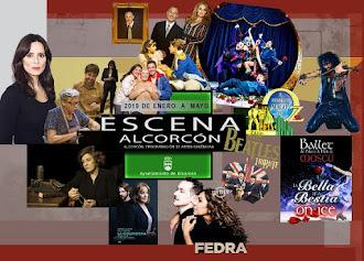 Programa Teatro ESCENA 2019