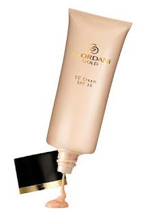 CC Cream com SPF 35 Giordani Gold