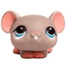 Littlest Pet Shop Large Playset Mouse (#80) Pet