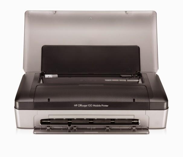 Download Driver Printer HP OfficeJet 100 Mobile