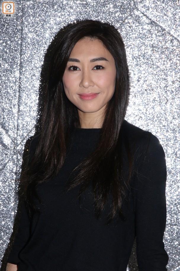 Asian E News Portal Nancy Wu Is Envy Of Kristal Tin Who Gets To Meet Chow Yun Fat